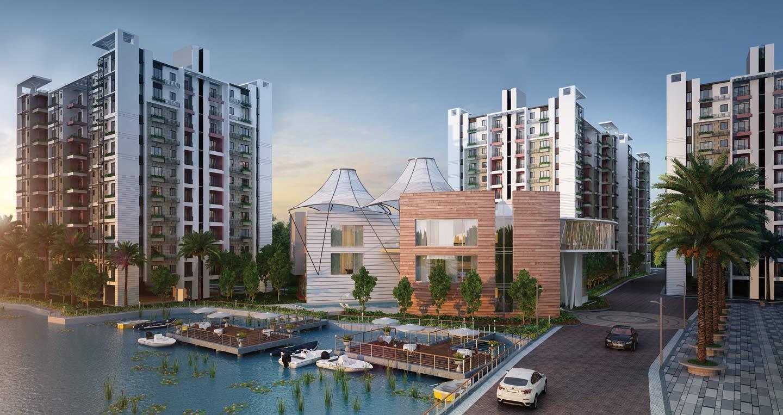 Siddha Waterfront